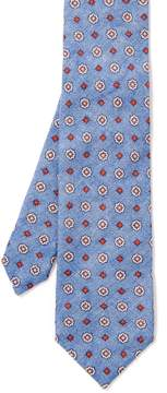 J.Mclaughlin Italian Linen Tie in Fouldard