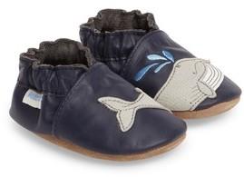 Robeez Infant Let'S Go Swimming Crib Shoe
