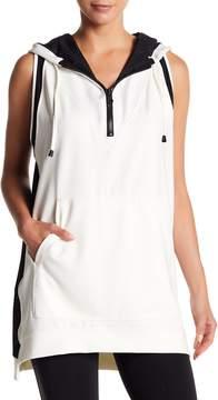 Blanc Noir Cocoon Vest
