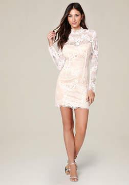 Bebe Jessica Lace Dress