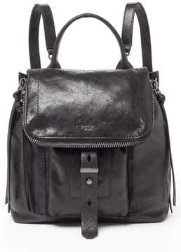 Botkier Warren Leather Backpack - Black