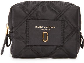 Marc Jacobs Nylon Knot Small Cosmetic Case - BLACK - STYLE
