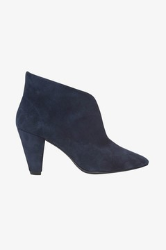 Anine Bing Irmelin Boots In Midnight Suede