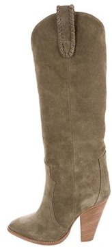 Etoile Isabel Marant Suede Mid-Calf Boots