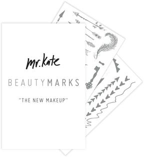 BeautyMarks The New Makeup - Silver