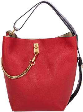 Givenchy Gv Bucket Bag In Red