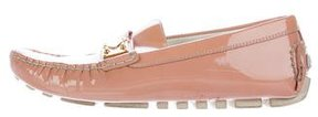 Louis Vuitton S-Lock Patent Leather Loafers