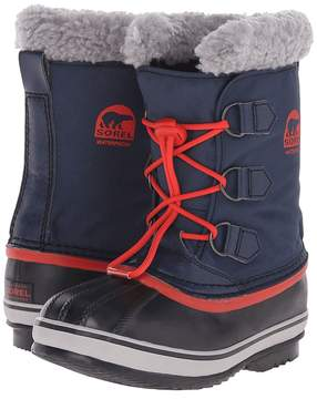 Sorel Yoot Pactm Nylon Boys Shoes