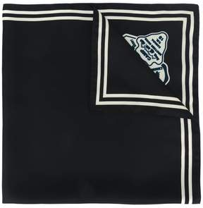 DSQUARED2 scout badge scarf