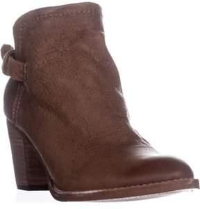 Dolce Vita Joplin Ankle Booties, Teake Leather.