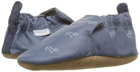 Robeez Puppy Love Soft Sole Boy's Shoes