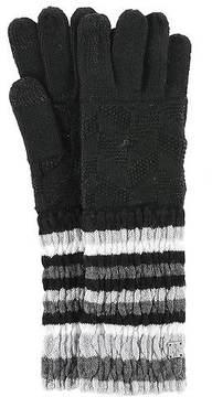 Smartwool Striped Chevron Glove Wool (Women's)
