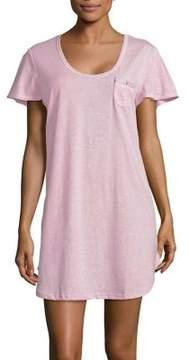 Karen Neuburger Short-Sleeve Sleepshirt