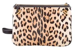 Mulberry Leopard Ponyhair Winsley Bag