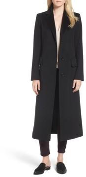 Fleurette Women's Modern Reefer Coat