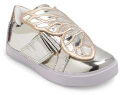 Sophia Webster Baby's, Toddler's & Kid's Mini Bibi Low-Top Leather Sneakers