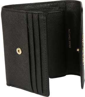 Michael Kors Classic French Wallet - BLACK - STYLE