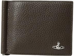 Vivienne Westwood Milano Wallet w/ Clip Wallet Handbags