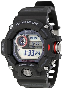 Casio G-Shock Rangeman Multi-Band 6 Atomic Timekeeping Digital Dial Men's Watch