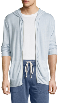 Alternative Apparel Men's Eco Jersey ZIP Hoodie