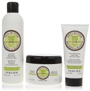 Perlier Shea Coconut 3-piece Set