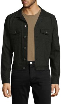 J. Lindeberg Men's Star Notch Jacket