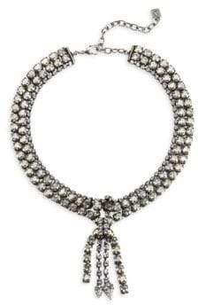 Dannijo Spark Crystal Necklace