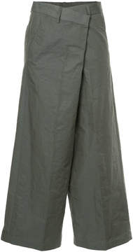 08sircus cropped wide-leg trousers