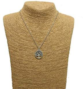 Alpha A A Urban Tree Of life Charm Necklace