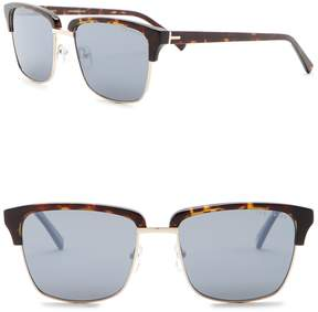Ted Baker 58mm Polarized Full Rim Combination Sunglasses