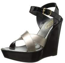 Callisto Women's Scooter Wedge Sandal.