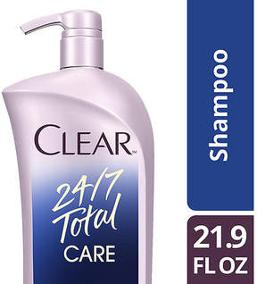 Clear Shampoo with Pump 24/7 Total Care