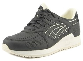 Asics Gel-lyte Iii Round Toe Leather Sneakers.