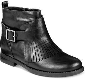 Kenneth Cole New York Kennedy Kiltie Boots, Toddler, Little Girls (4.5-3) & Big Girls (3.5-7)