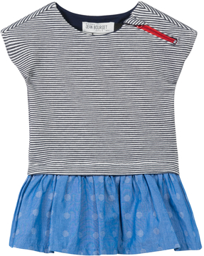 Jean Bourget Bimat Ray Striped Dress