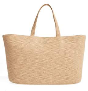 Eric Javits 'Sinclair' Squishee Tote - Brown