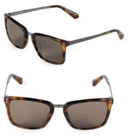 Zac Posen Marcelo 53MM Square Sunglasses