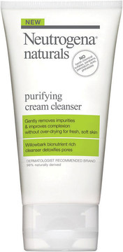 Neutrogena Naturals Purifing Cream Cleanser
