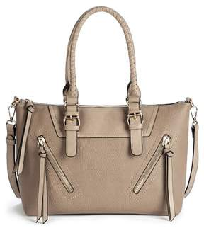 Sole Society Girard Faux Leather Satchel