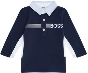 HUGO BOSS Contrast Polo Shirt