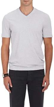 Brunello Cucinelli Men's Cotton Slim-Fit T-Shirt