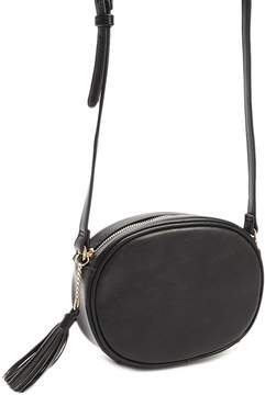 Forever 21 Faux Leather Crossbody