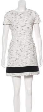 Pinko Textured Mini Dress