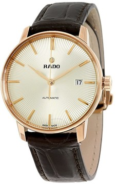 Rado Coupole Classic Champagne Dial Automatic Unisex Watch