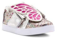 Sophia Webster Baby Girl's, Toddler's & Girl's Bibi Low Top Mini Leather Sneakers