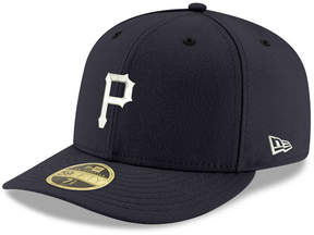 New Era Pittsburgh Pirates Low Profile C-dub 59FIFTY Fitted Cap
