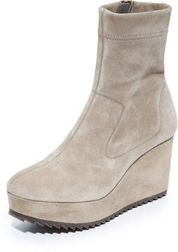 Pedro Garcia Urika Wedge Booties