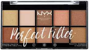 NYX Golden Hour Perfect Filter Shadow Palette