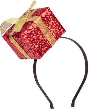 H&M Alice band with a parcel - Red