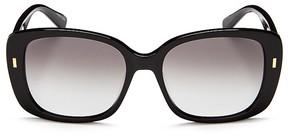 Bobbi Brown The Audrey Rectangle Sunglasses, 53mm